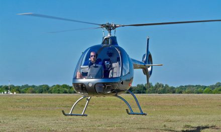 2017 Helicopter pilot scholarship deadline approaches.