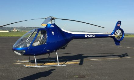 Cabri G2 delivered by new UK distributor HeliGroup.