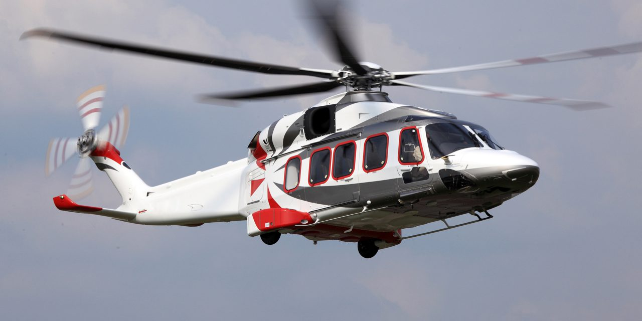 Leonardo: AW189 to support Oil&Gas operations in Russia from Sakhalin Island.