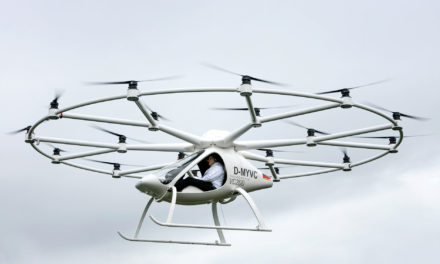 Volocopter gets a boost from private investors