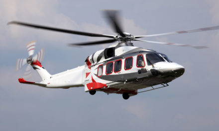 AW189 for oil & gas operations based on Sakhalin Island