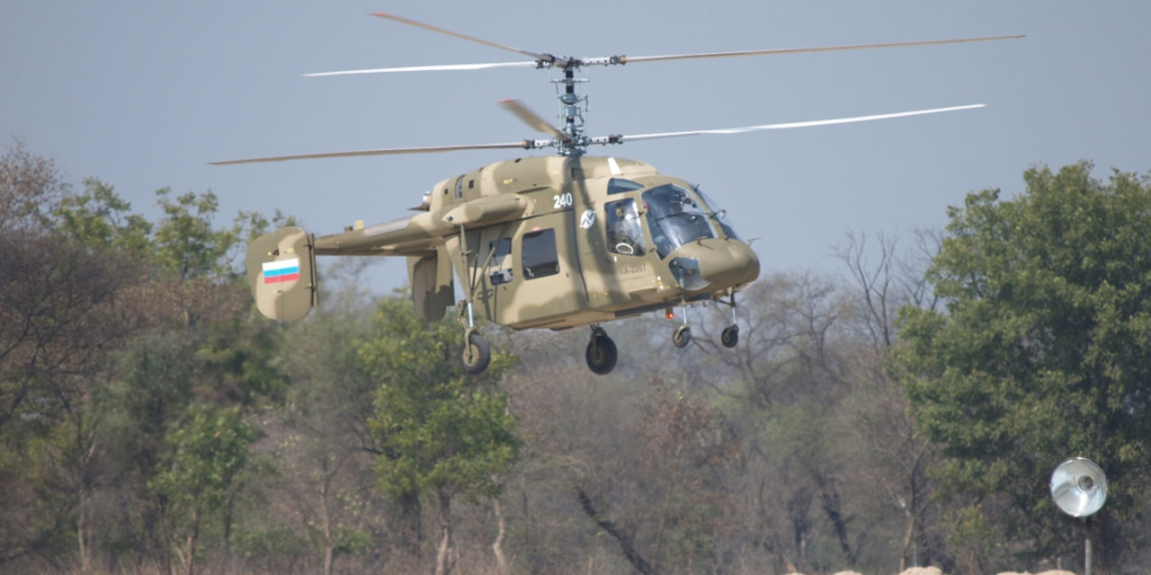 Ka-226T successfully tested in Iran