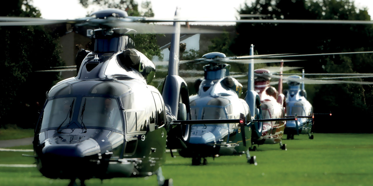 Luxaviation Helicopters acquires Starspeed