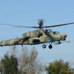 Mi-28UB production launch