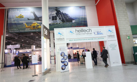 Helitech 2017: an air of optimism…