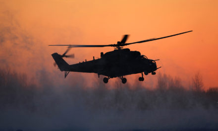 Russian Helicopters produce two Mi-35M for Mali
