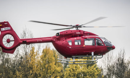 150th H145 delivered to HTM