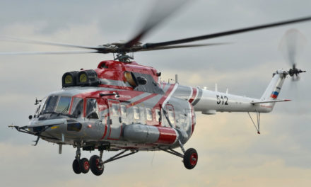Russian Helicopters Conclude the First Export Contract for the Supply of Mi-171A2