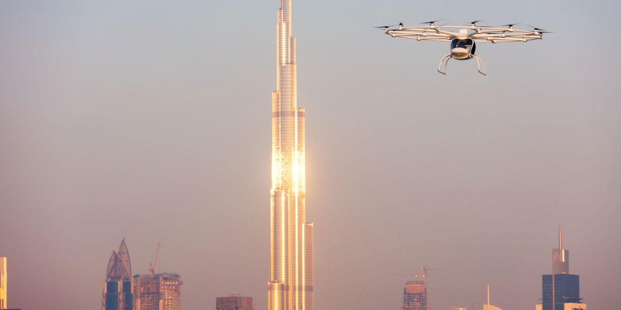 Dubai leads the pack