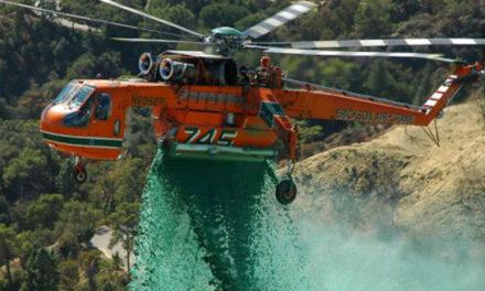 Erickson begins 20th Season of fighting fires in Australia