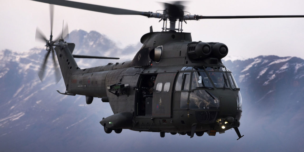 Airbus Helicopters and UK Ministry of defence sign Follow-on support arrangement for RAF Puma Mk2