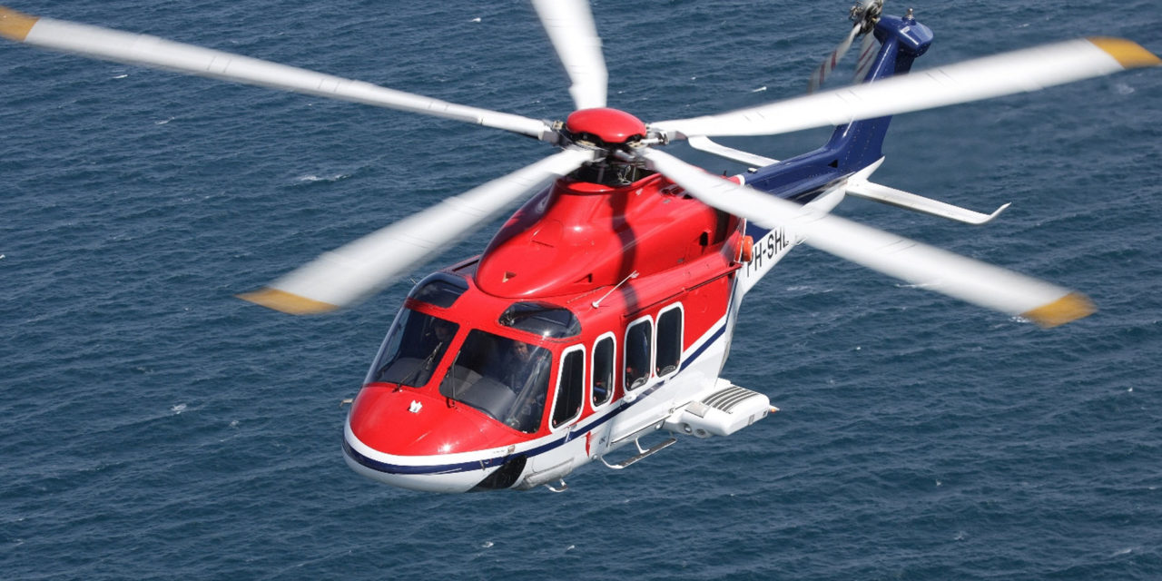 AW139 global helicopter fleet sets outstanding milestone of two million flight hours