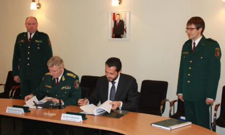 Leonardo: Latvia orders additional helicopters for state border guard.