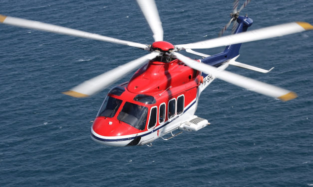 Global fleet of AW139s exceeds 2 million flight hours