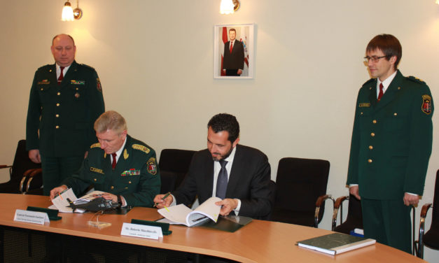Latvia orders additional helicopters for border patrol