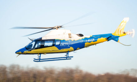 Leonardo's AW109 Trekker receives EASA certification