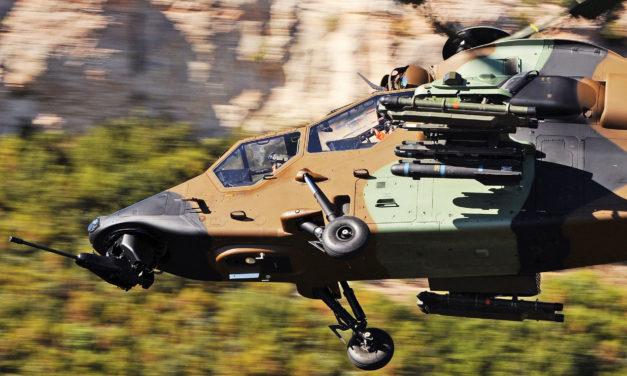 First Tiger retrofit delivered to ALAT