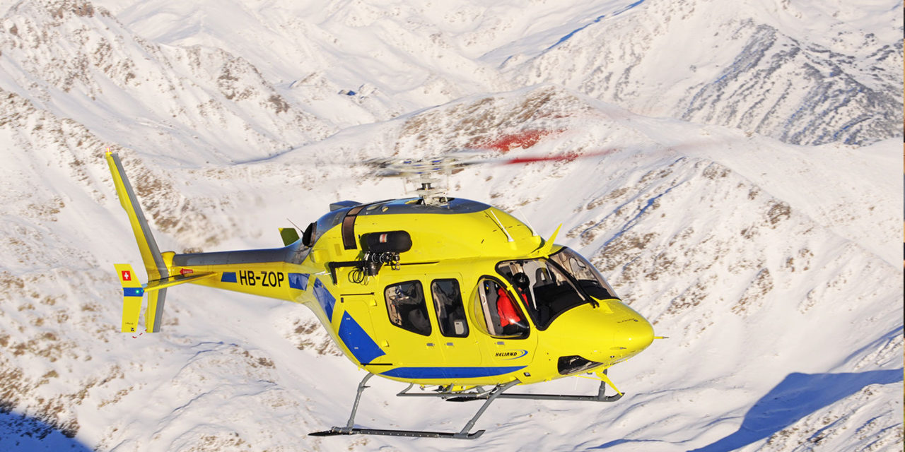 Bell delivers 20th EMS 429