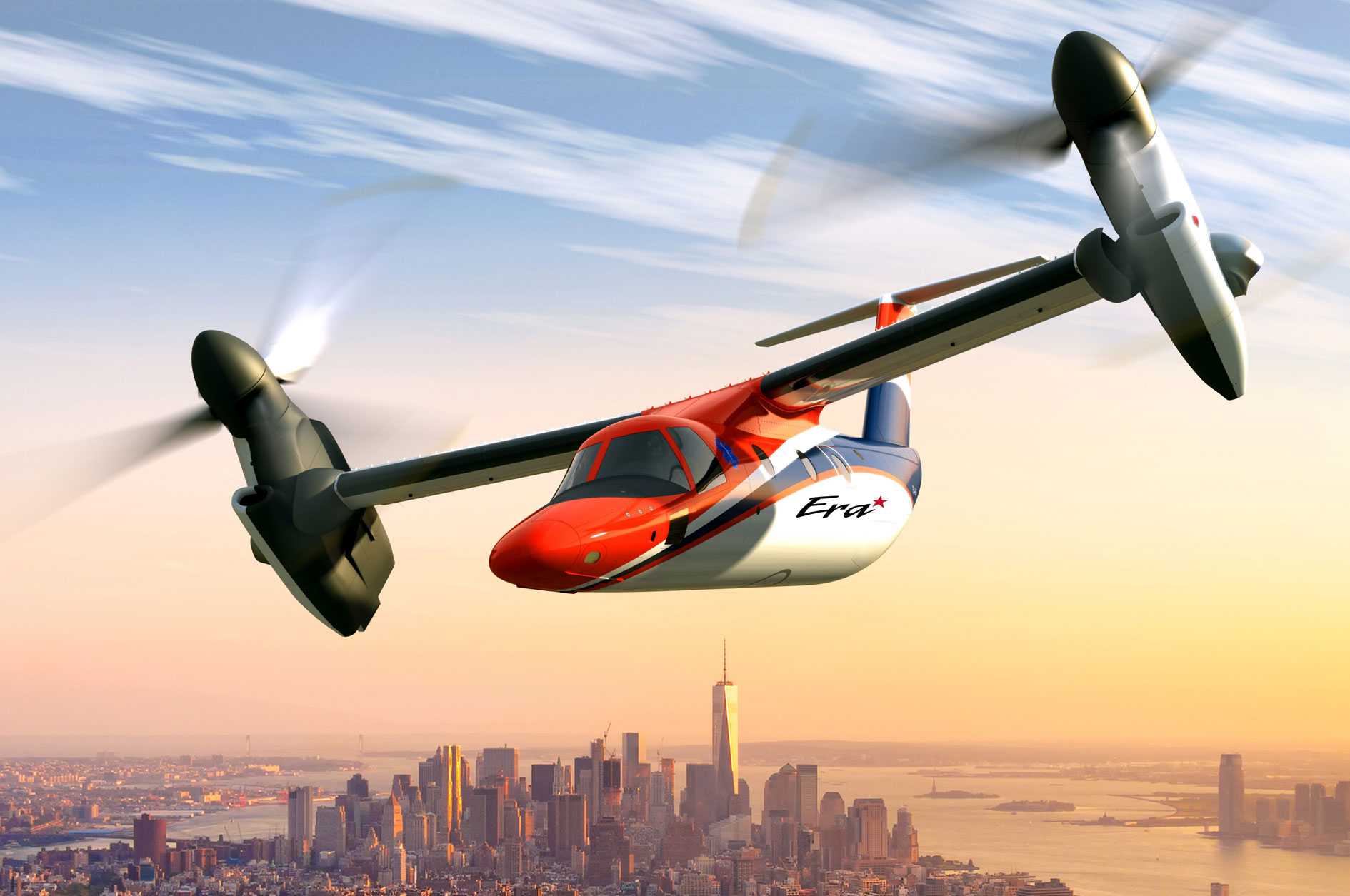 ERA Group To Mark Entry Of AW609 Tiltrotor Into The US