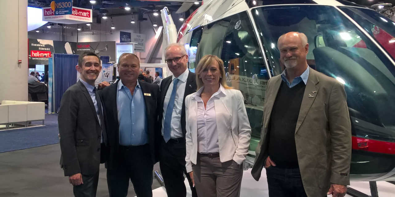 Kopter announces Order of two Units from Safomar Aviation of South Africa