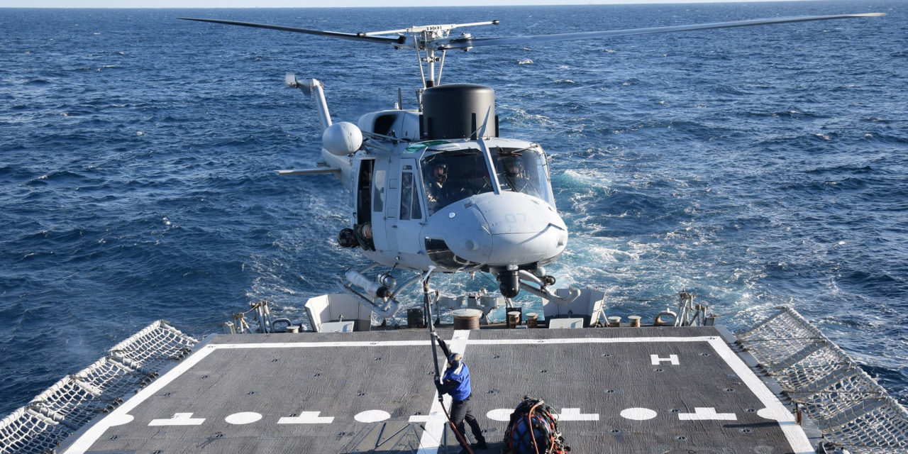The joint venture SENER-Babcock obtains a new technical certification from INTA for the AB-212 helicopter modernization program