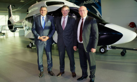 SB Havacılık (SBAIR) is the new distributor and service center of Airbus Helicopters in Turkey