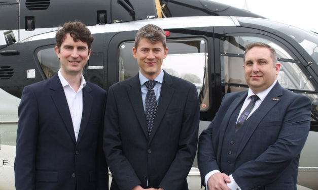 FLYT launches industry first digital helicopter booking platform as rotary world follows successful private jet booking disruptors