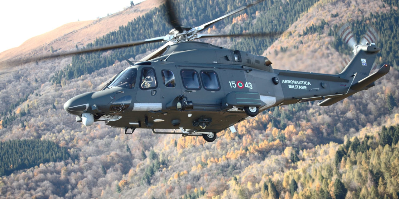 Leonardo: Pakistan continues helicopter fleet renewal with order for additional AW139s