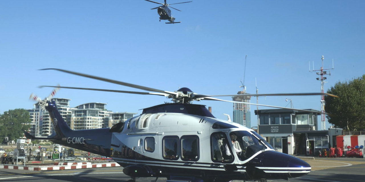 News update from the London Heliport