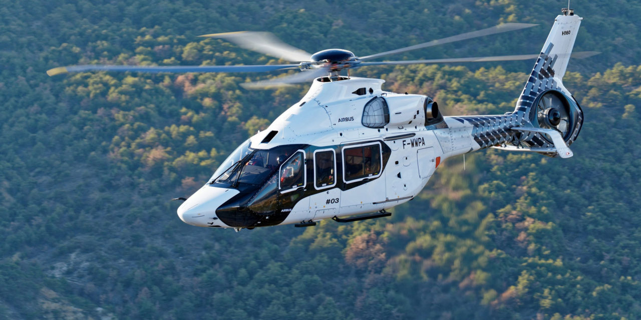 First H160 for the Latin American market