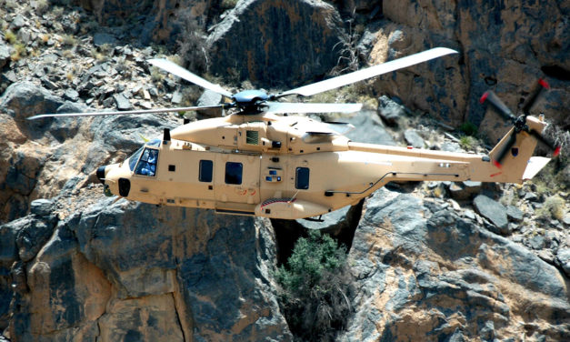 The State of Qatar signs a contract for 28 NH90 helicopters