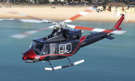 Bell 412EPI for the Philippine Air Force