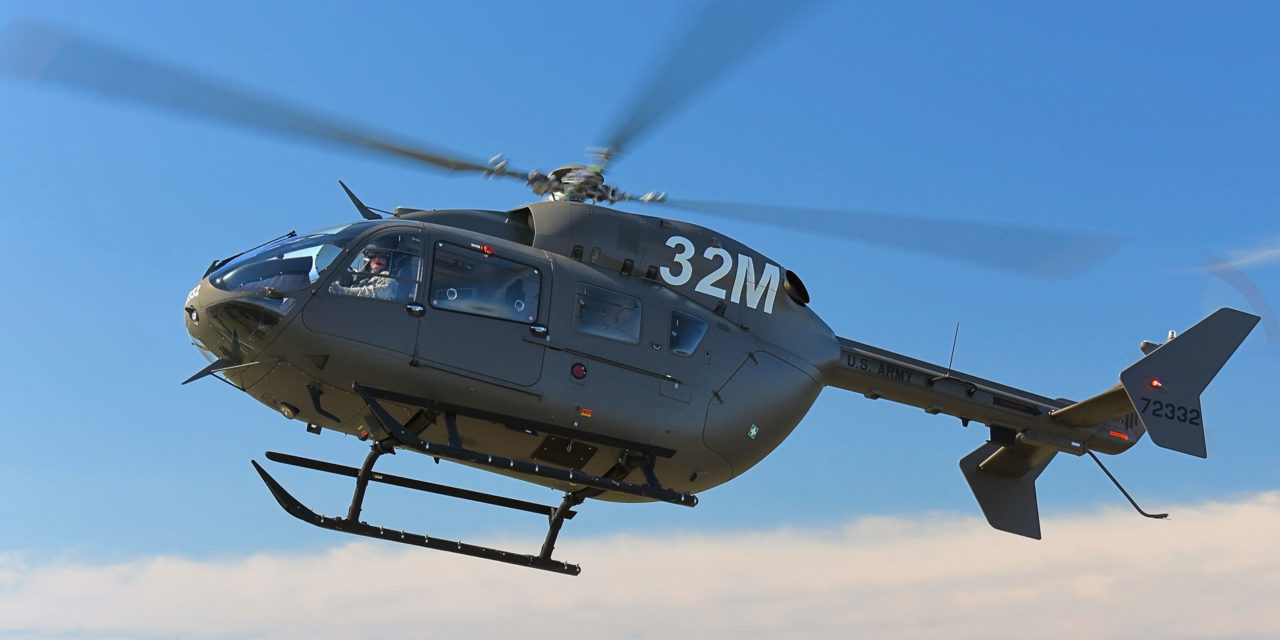 16 additional Lakota for US Army