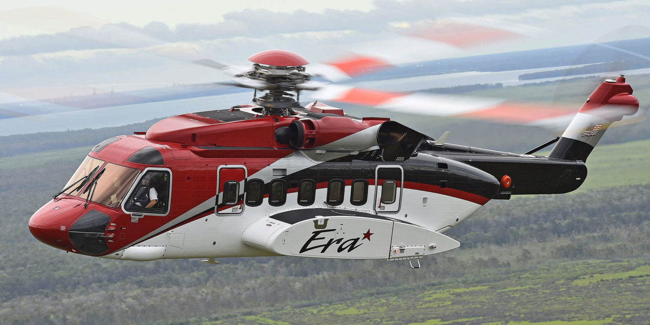 The 300th S-92 delivered