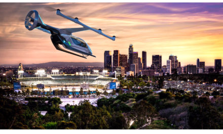 Embraer X unveils first eVTOL concept