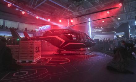 Rostec presents the light multipurpose helicopter VRT500