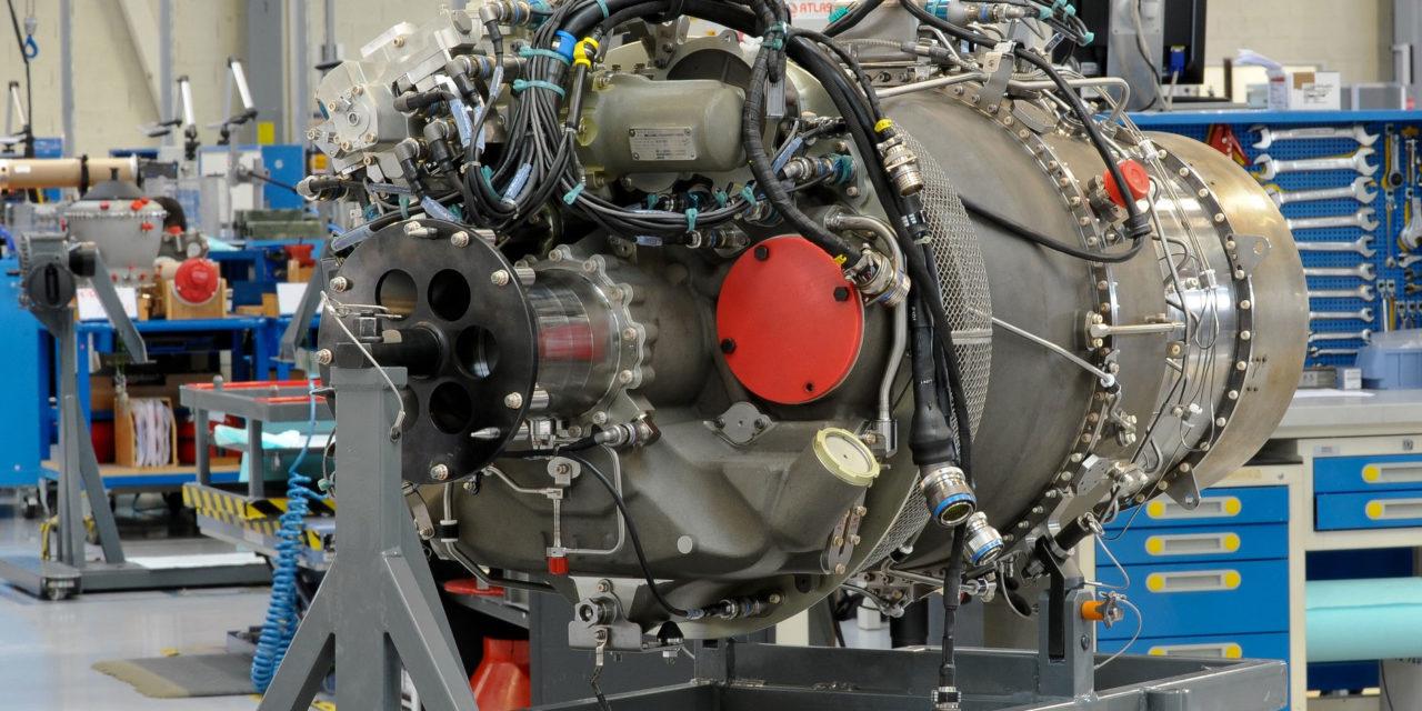 Ardiden 3C obtains EASA certification