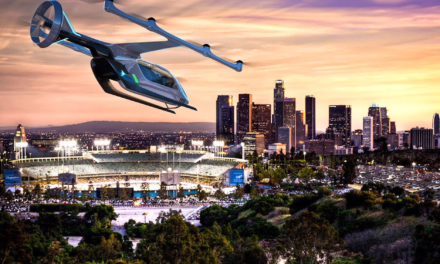 Embraer X unveils the first concept eVTOL