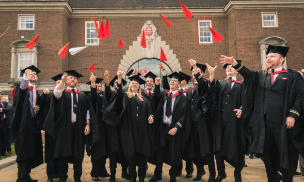 First helicopter pilots graduate with unique BSc (Hons) degree