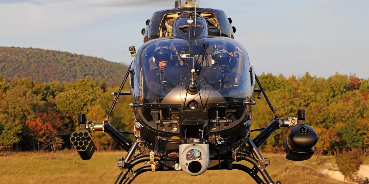 Hungary orders 20 H145Ms