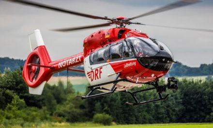 German HEMS Operator DRF Luftrettung to expand its H145 fleet