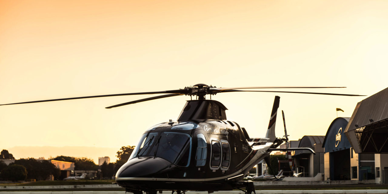 Luxaviation Helicopters announces first Latin America partnership with Icon Aviation