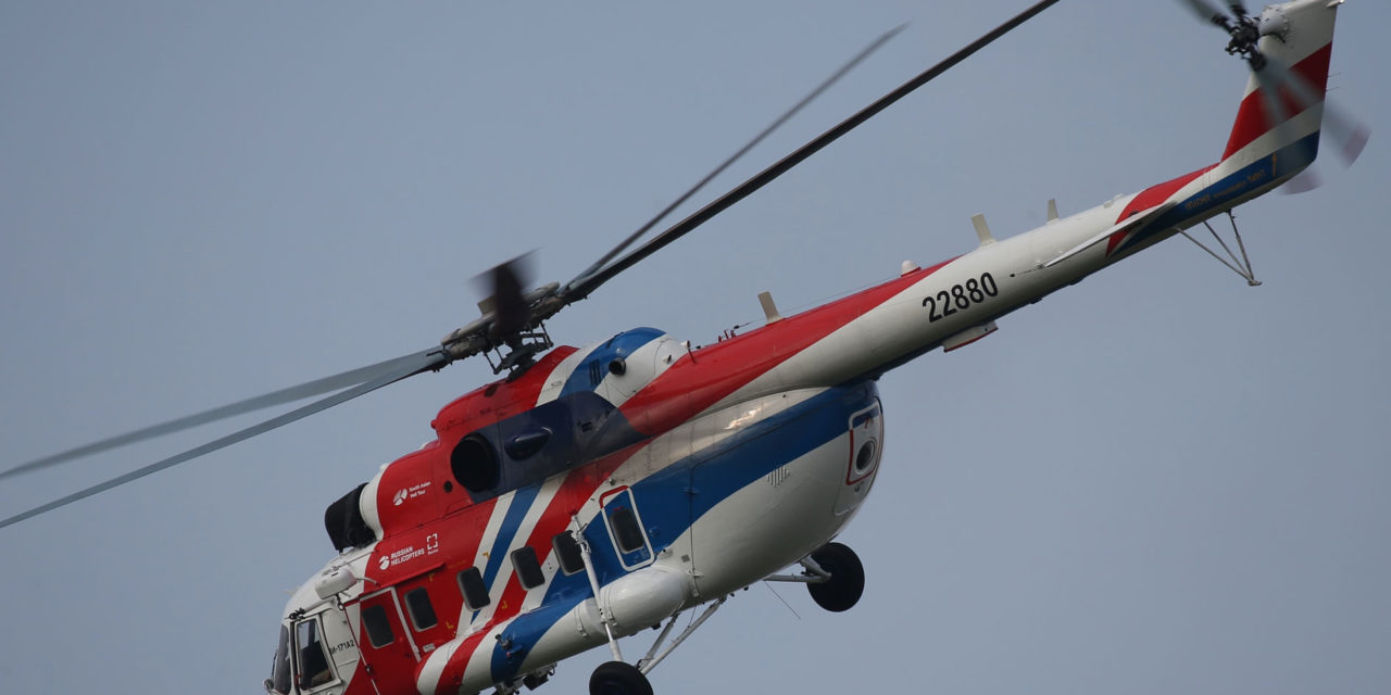 Demonstration tour of Ansat and Mi-171A2 helicopters begins in Southeast Asia