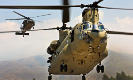 Rockwell Collins awarded five-year U.S. Army contract to support operational readiness of CH-47F avionics