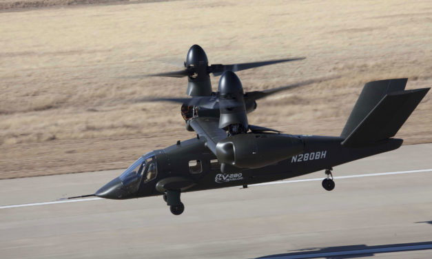 Bell V-280 Valor – First year of flight proves the future of vertical lift is now