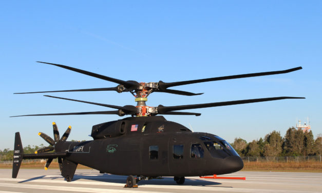 Sikorsky and Boeing unveils SB>1 DEFIANT