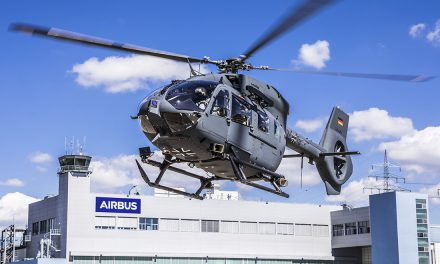 Airbus Helicopters delivers final H145M to the German Air Force.