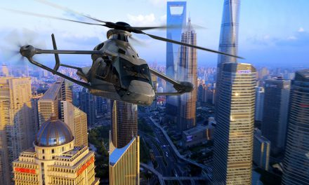 Airbus Helicopters reveals Racer high-speed demonstrator configuration.