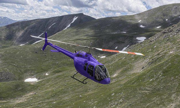 Bell 505 Jet Ranger X achieves FAA certification.
