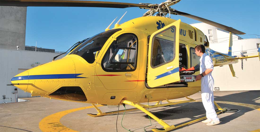 Air Ambulance Services: France falls in step